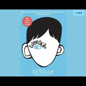 WONDER by R. J. Palacio (Hardcover, 2012